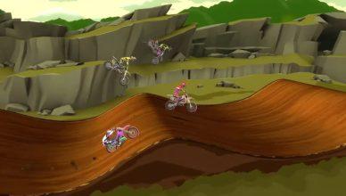 Mad Skills Motocross 3