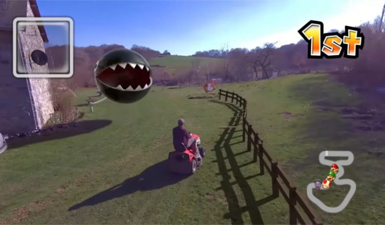 Mario Kart vida real