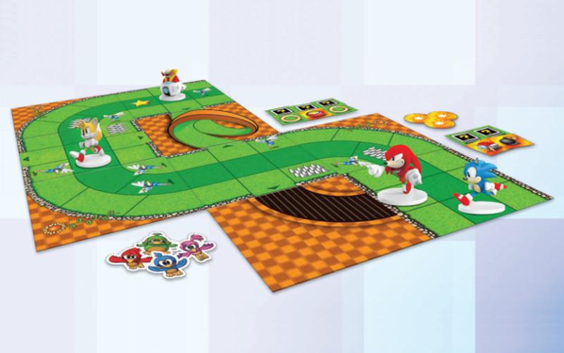 Sonic juego de mesa