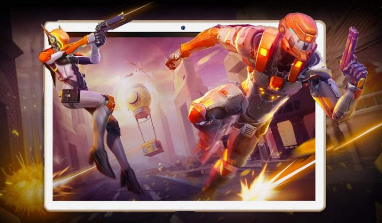 tablet videojuegos
