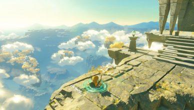 The Legend of Zelda Breath of the Wild secuela