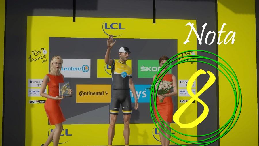 Tour de France 2021 análisis