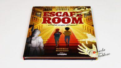 ESCAPE ROOM Podrás escapar del museo