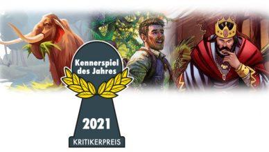 Kennerspiel des Jahres 2021