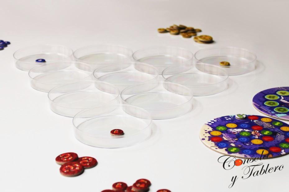 juegos de mesa bacterias