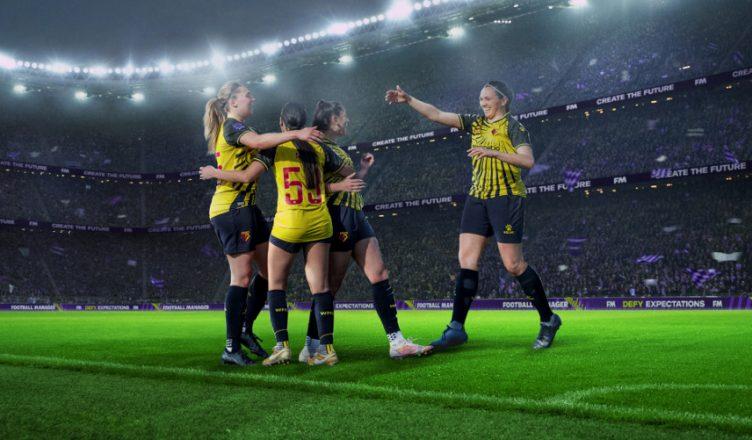 Footbalfútbol femenino Football Managerl Manager