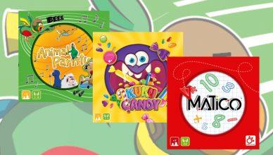 Animal Parrrty Kuku Candy Matico