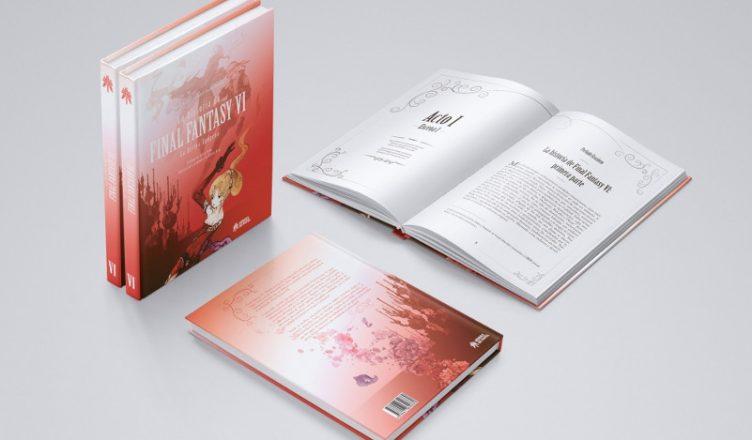 La historia de Final Fantasy VI
