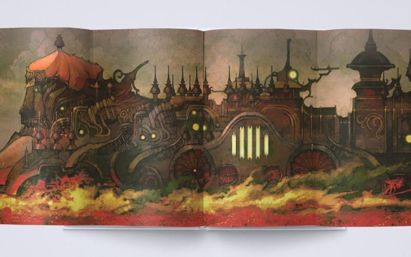 La historia de Final Fantasy VI LIBRO