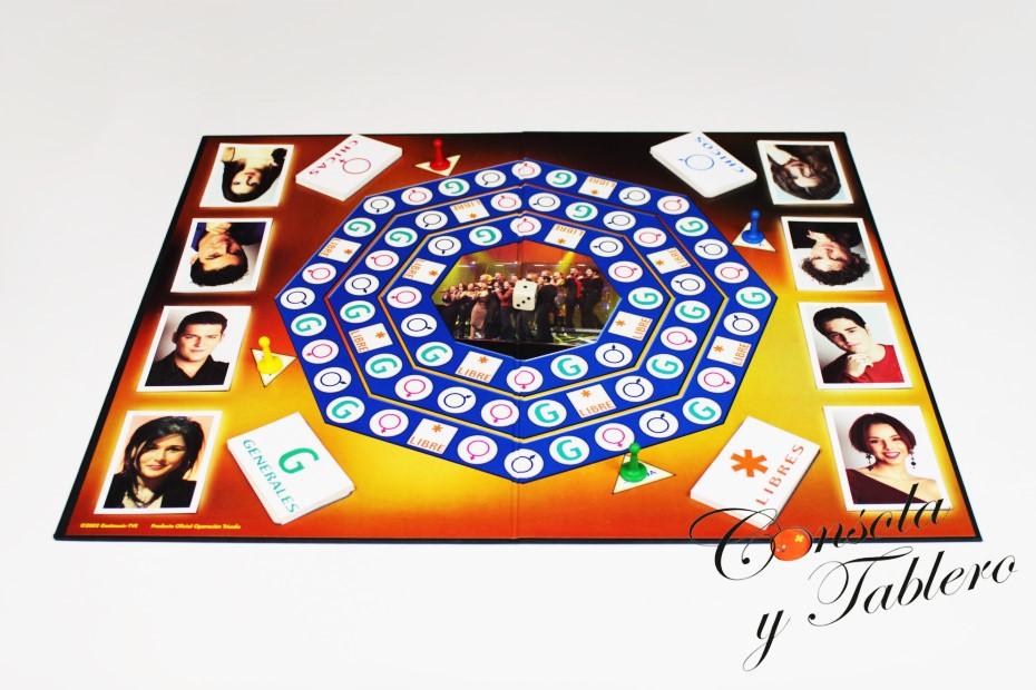 OT El juego de mesa 2002
