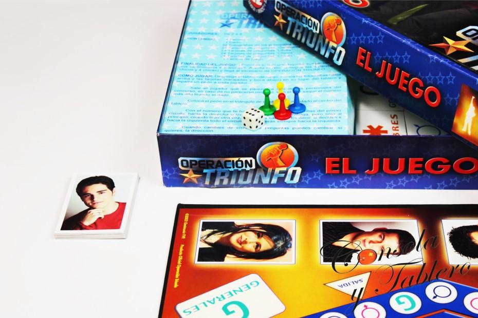 Operación Triunfo El juego