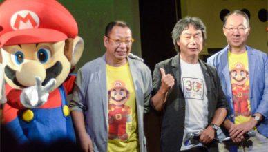 36 años Super Mario