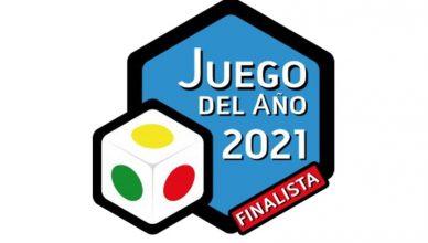 JdA 2021 finalistas