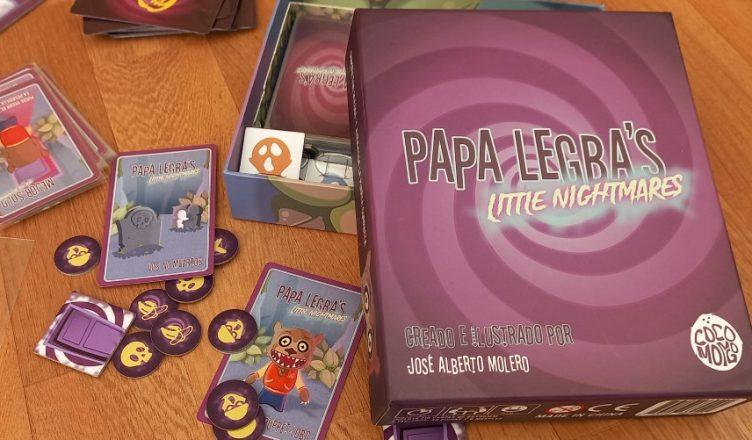 Papa Legba's Little Nightmares